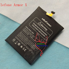 Original ulefone Armor X Battery New 5.5inch ULEFONE armor x Mobile
