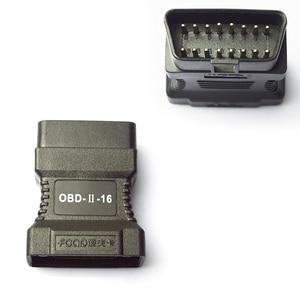 Image 3 - Original main test cable/OBDII 16pin connector for Fcar F3 A F3 W F3 D F3 G F3S W F6 D OBD II OBD2 Adpater Car Scanner