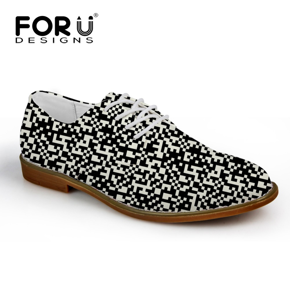 FORUDESIGNS Fashion Mens Korean Flats Casual Men's Lace-up Oxford Shoes High Quality Soft PU Leather Business Dress Male Shoes high quality men flats casual new genuine leather flat shoes men oxford fashion lace up dress shoes work shoe sapatos