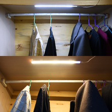 ANYIGE 21 LEDs Innovative LED Light 5V Touch Sensor Dimmable Under Cabinet Light Kitchen Light Night Lamps Hard Rigid Bar Lights