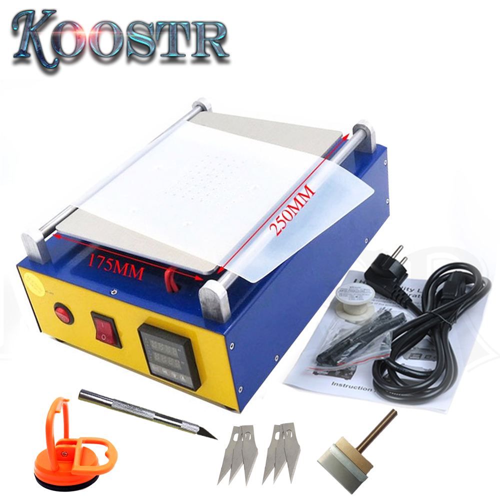 UYUE 958Q 11 Inch 2 in 1 Multifunction LCD Separator Machine Built in Vacuum Pump Touch