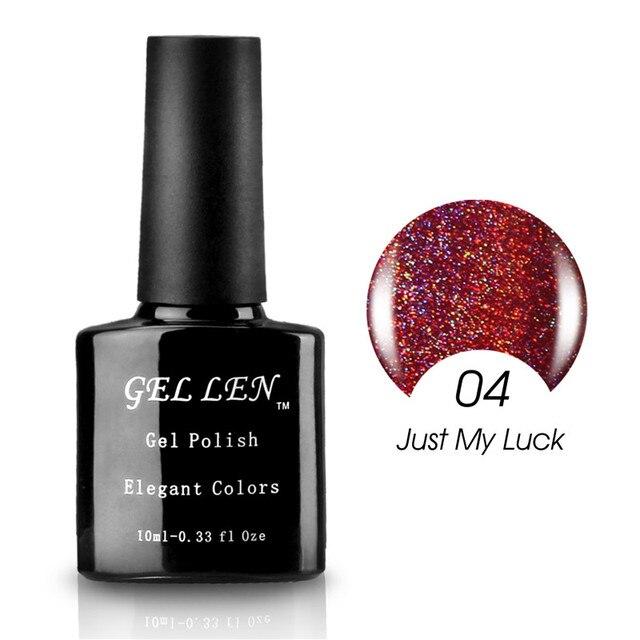 Gel Len UV Gel Nail Polish Newest Style Halo Gel Lacquer Gel Varnish