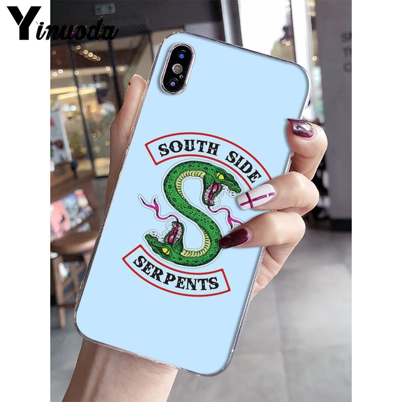 Riverdale South Side Serpents Silicone