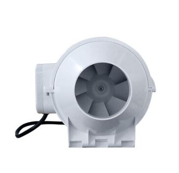 3 inline booster fan plastic waterproof ventilation pipe exhaust 3 inline booster fan plastic waterproof ventilation pipe exhaust ceiling fan 220v mixed flow inline aloadofball Image collections