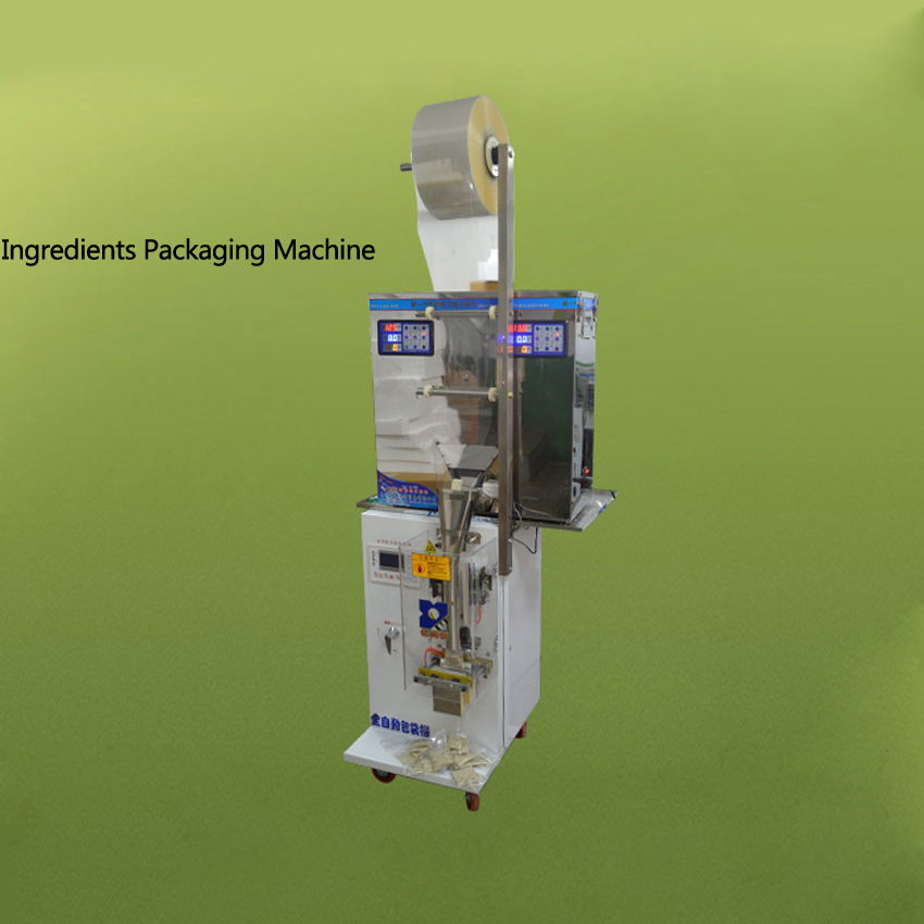 1pc Automatic Sealing Machine,back seal automatic packaging machine, granules,food, Medicinal material, tea bags Price $1,599.00