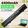 4400 mah batería del ordenador portátil para hp 420 425 4320 t 620 625 probook 4320 s 4321 S 4325 s 4326 s 4420 s 4421 s 4425 s 4520 s 4525 s PH09 PH06