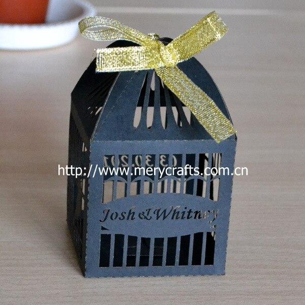 Клетка для птиц, свадебные украшения, свадебные подарки для гостей, лазерная резка, для свадьбы подарок