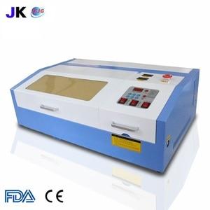 Image 5 - 2020 النسخة الجديدة JK K3020 ليزر co2 40 واط نك آلة تقطيع بالليزر النقش بالليزر أوسب المدعومة
