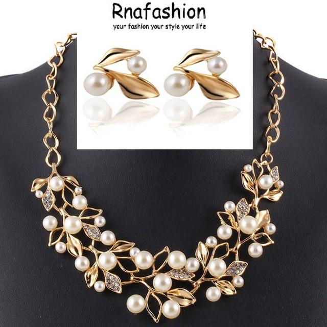 RNAFASHION Flower Pearl...