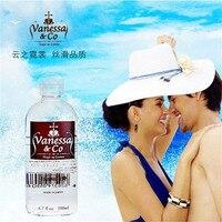 Japan Vanessa Water Base Sex Oil Super Drawing AV Lube Lubricant Vagina Anal Sex Body Oil