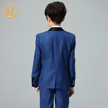 suit for boy 3Pcs boys suits for weddings Single Breasted Boys Blazers Kids Formal terno infantil costume enfant garcon mariage