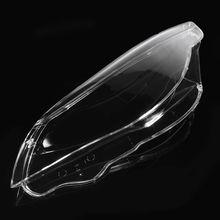 Пара L& R Автомобильный светильник s головной светильник объектив абажур головной светильник крышка лампы Корпус для BMW E60 E61 520i 520d 523i 525i 530xi 535d 540i 545i