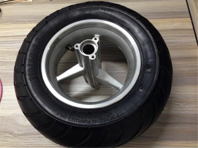 STARPAD Para Mini acessórios da motocicleta 49CC pequeno carro pneu 110/50-6.5 90/65-6.5 inflável pneus