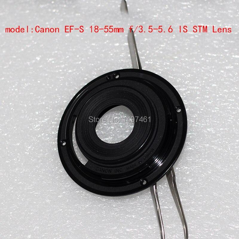 New original backseat Bayonet Mount Ring Repair For Canon EF S 18 55mm F/3.5 5.6 IS STM lens|repair|repair fors|repair rings -