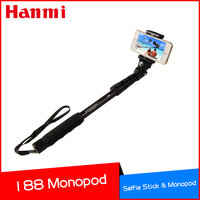 Portable Handheld Monopod tripod phone holder Worldcup gift for Iphone 45 Samsung digital camera Gopro Hero