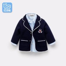 1-4 years old children's suit spring and autumn boys suits for weddings baby boy suit boy suits formal(China)