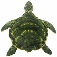 JESONN Realistic Soft Plush Toys Tortoise Pillows Stuffed Marine Animals Turtle for Kids' Gifts