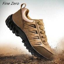 Новое поступление; классический стиль; Мужская и женская кожаная походная обувь на шнуровке; Мужская Спортивная обувь для улицы; треккинговые кроссовки; Быстрая бесплатная доставка