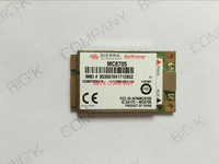 JINYUSHI For Unlocked WWAN card MC8705 Mini PCI E HSUPA HSDPA HSPA+ 3G module support GPS 100% Original in stock Free Shipping