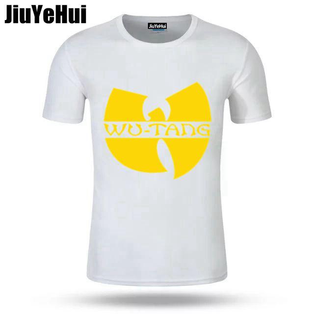 Wu Wear T-Shirt Wu Tang Clan ODB Method Man Raekwon Hip Hop Rap