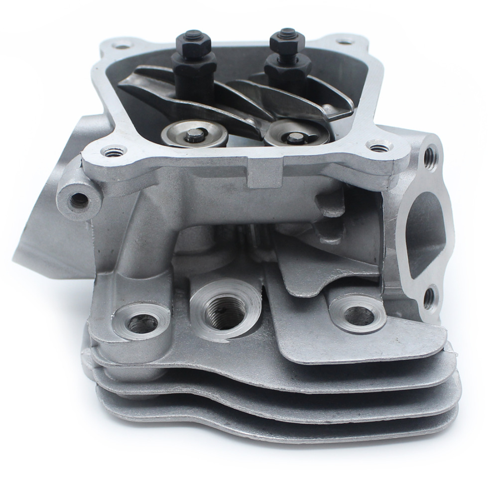 Cylinder Head Valve Plate Assembly For HONDA GX160 5 5HP GX200 6 5HP ENGINE EC2500 TG2500 GASOLINE GENERATOR