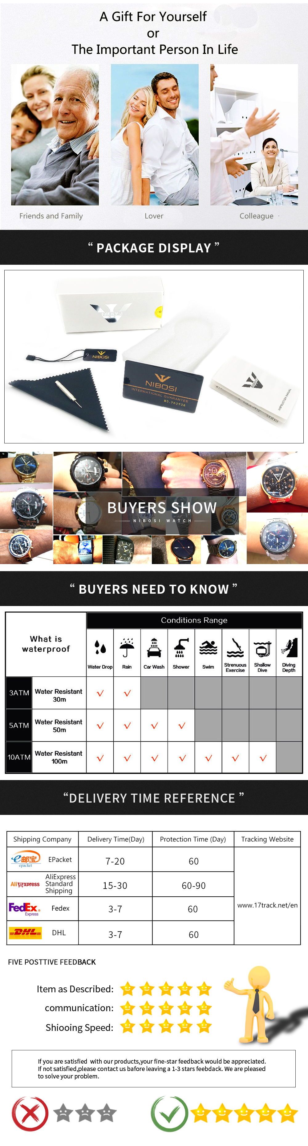 Relojes de hombre NIBOSI Relogio Masculino, relojes de pulsera de cuarzo de estilo informal de marca famosa de lujo para hombre, relojes de pulsera Saat 54