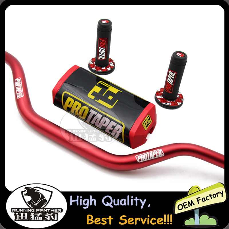 Detail Feedback Questions about Motorcycle Motocross 28mm Handlebars