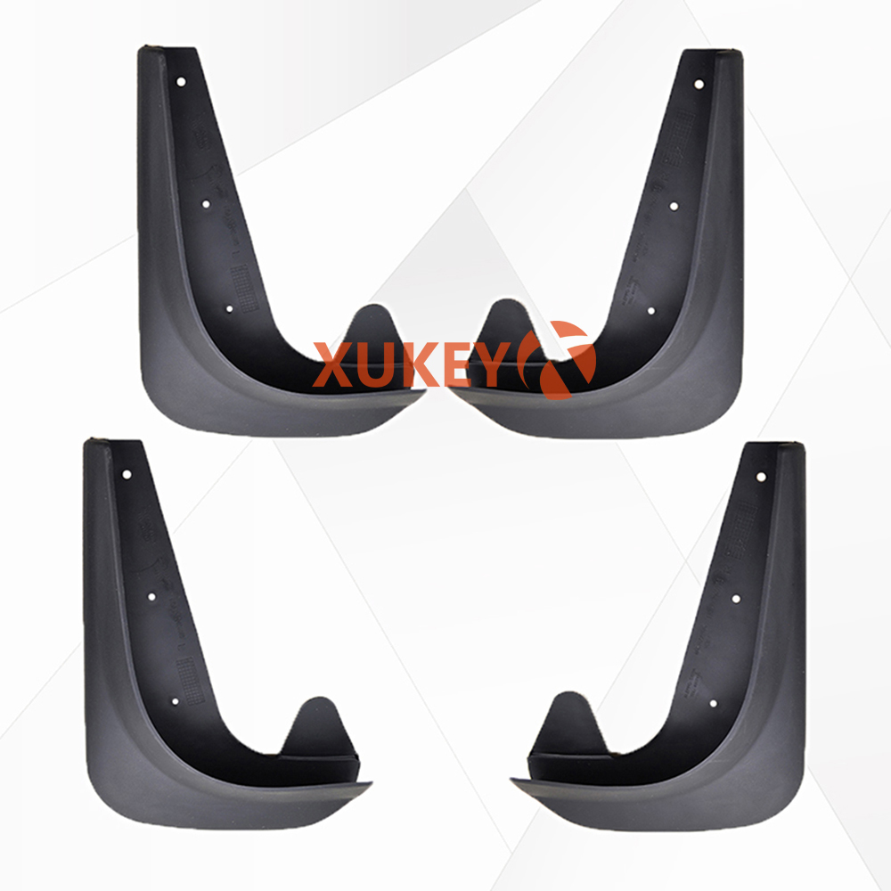 Image 2 - Universal Mudflaps Mud Flaps Flap Splash Guards Mudguards For Toyota Auris Avensis Aygo Camry CH R Corolla IQ Picnic RAV4 Yaris-in Mudguards from Automobiles & Motorcycles