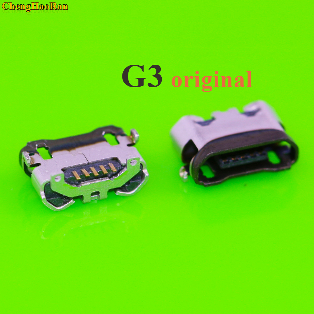 2x For Motorola Moto Nexus 6 XT1100 XT1103 Original Brand New Micro USB Jack Socket Pcb Connector Dock Charging Port Replacement