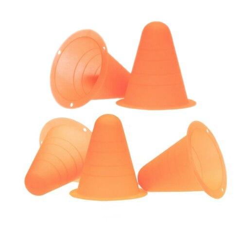 Новый 5 шт. забавные Wink Стиль скейт куча чашки Ветрозащитный роллеров конический ловкость обучение Маркер слалом скейтборд маркировка шишк...