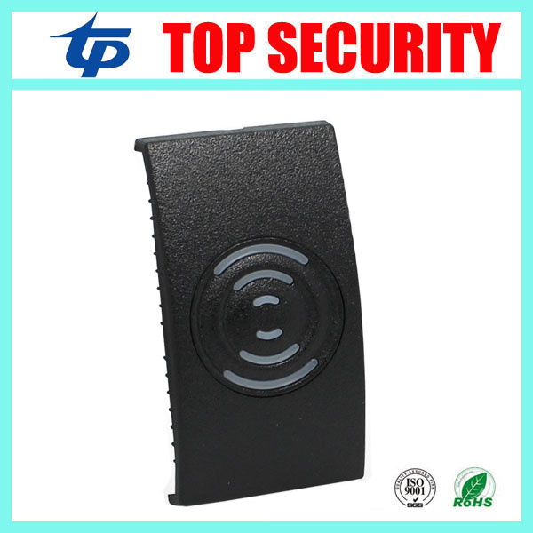 5cm reading distance KR201 ip65 waterproof black color color MF card reader for door access control system weigand34 13.56MHZ rfid ic reader ip65 waterproof black color mf card reader for door access control system weigand34 13 56mhz sm kr201 min 5pcs