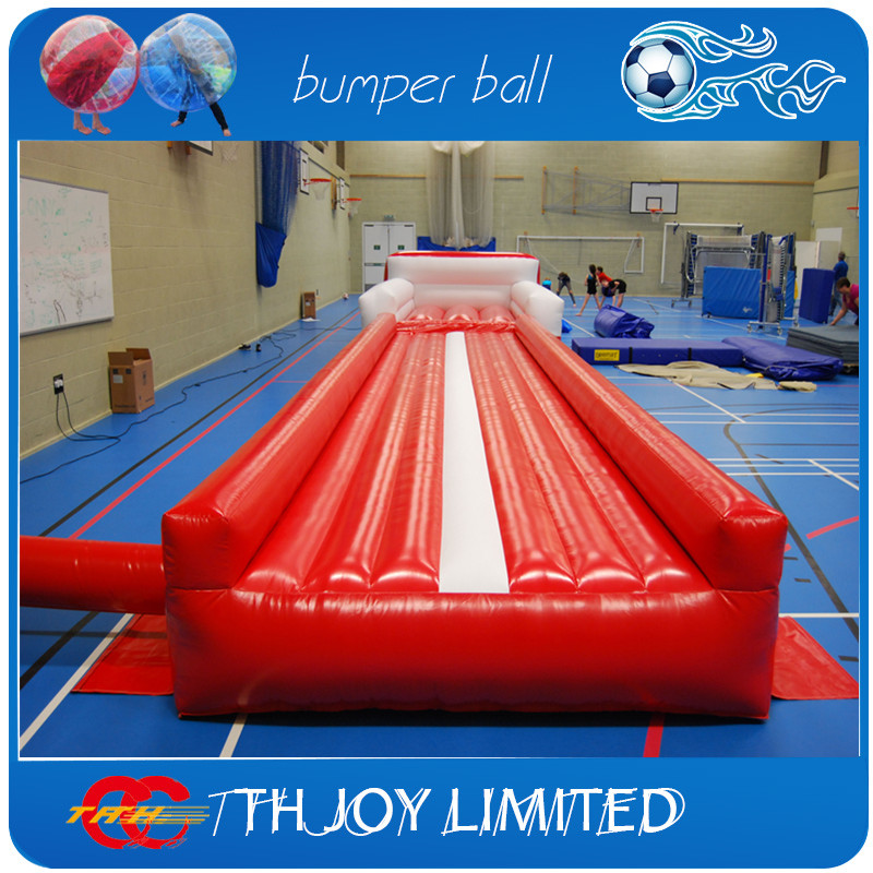 Commercial Rental Use Inflatable Air Mat For Gymnastics