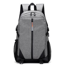 все цены на New Backpack Men Backpack Women Travel Bag Men's School Bag Men Laptop Backpacks USB Charging Backpacks For Teenager Casual Bags онлайн