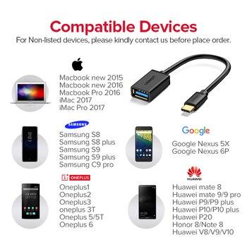 USB Type C to USB 3.0 USB 2.0 OTG Adapter 3