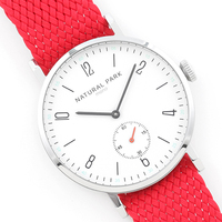 New NP Watches Men Top Brand Luxury Mens Nylon Strap Wristwatches Men S Quartz Popular Sports