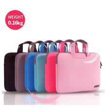 Multicolor Soft Laptop Sleeve 11 13 15 15.6 inch Laptop Bag Case For Macbook Air 13 Pro Retina 15 Notebook Bags 12 14'' binful newest sleeve case for macbook laptop bag air pro retina 11 12 13 14 15 15 6 inch notebook bag 14 13 3 15 4