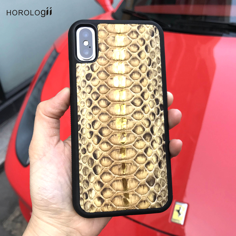 Horologii Hot Mobile Accessories Wholesale Custom phone accessories mobile case for iPhone 7 plus Xs Max case luxury package