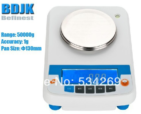 50000g Electronic Balance Measuring Scale Counting Balance and Weight Balance with 1g Scale 2000g electronic balance measuring scale with different units counting balance and weight balance