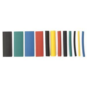 Image 5 - 530 قطعة متعدد الألوان الحرارة يتقلص أنابيب العزل تقلص تشكيلة الإلكترونية نسبة البولي أوليفين 2:1 التفاف كم أنبوب عدة