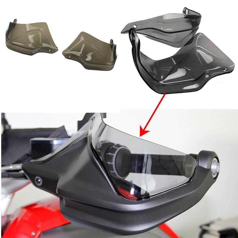 Protège-main pour moto BMW, compatible avec R1200GS ADV, R1200GS LC, R12050GS GSA, F800GS Adventure, S1000XR, F750GS et F850GS, bouclier protecteur, pare-brise