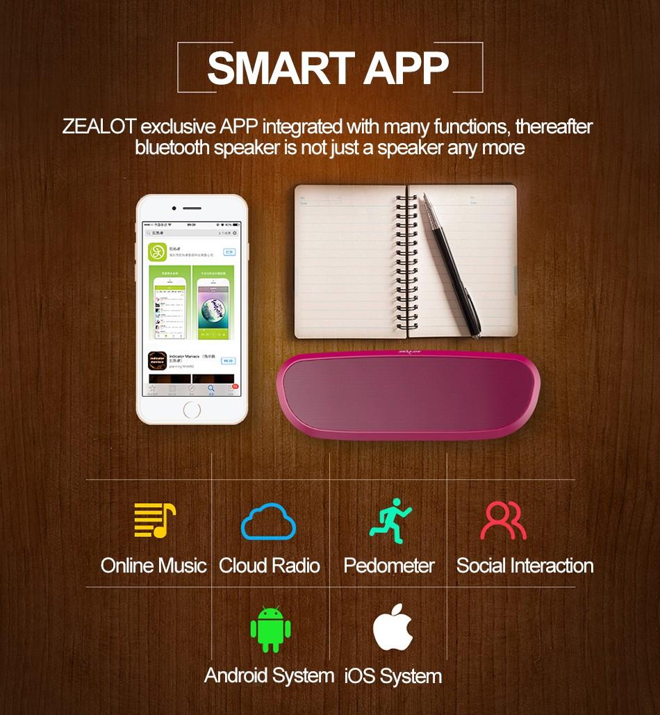 Smart cloud Bluetooth speakers (2)