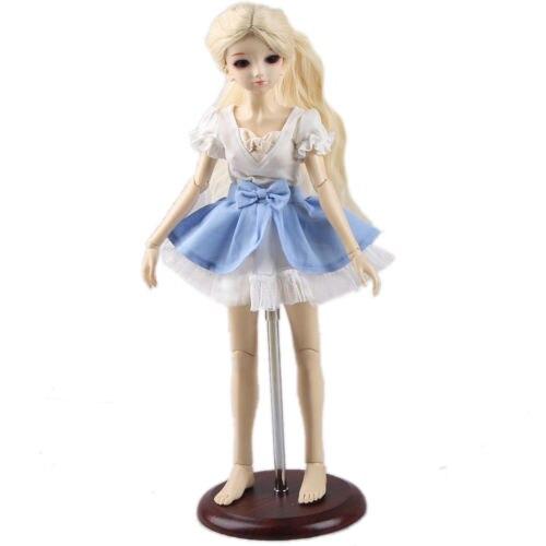 [wamami] Lolita Klänning Blå Japanska Japan Uniform Anime 1/4 MSD BJD Dollfie