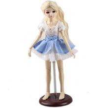 wamami Lolita Dress Blue Japanese Japan Uniform Anime 1/4 MSD BJD Dollfie