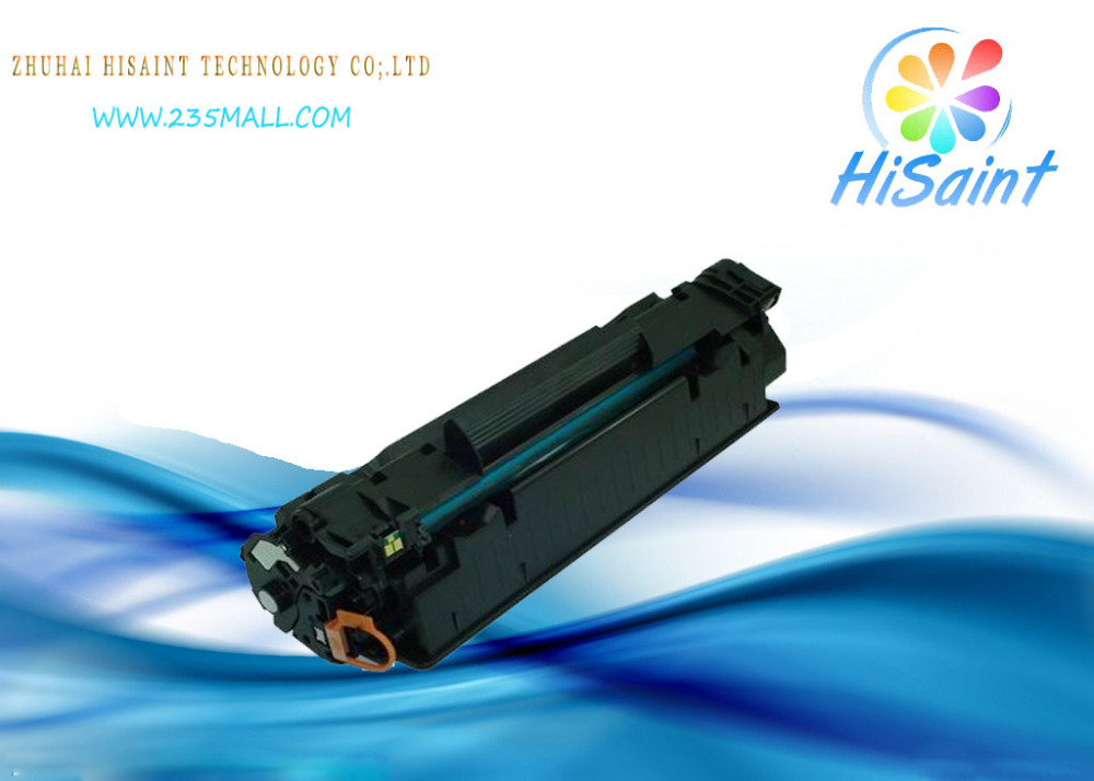 hisaint Compatible for <font><b>hp</b></font> 435 CB435 <font><b>35A</b></font> Toner Cartridge For MFP1005 MFP1006 P1005 P1006 Printer (1500 Pages) Free Shipping image