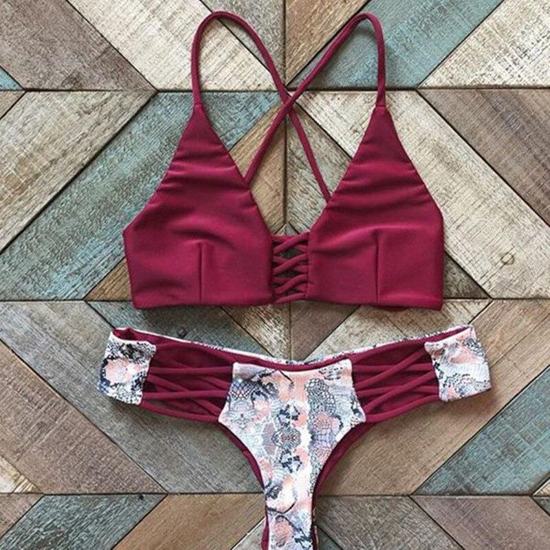 e2a6bf4e55b New Style Hot Bikini Sexo Woman's Swimsuit Beach Swimwear Maillot de bain  femme Maio Biquini Praia Traje de bano mujer Monokini-in Bikinis Set from  Sports ...
