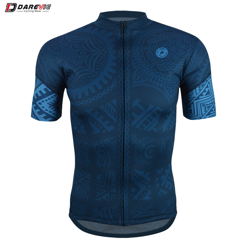 все цены на Darevie quick dry jersey short sleeve cycling summer jersey short sleeve cycling