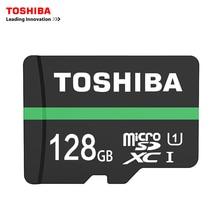 Карта памяти Toshiba 128 ГБ 64 ГБ 32 ГБ 16 ГБ карта Micro SD Class10 UHS-1 флэш-карты памяти MicroSD для смартфонов /Планшеты 8 ГБ класса 4