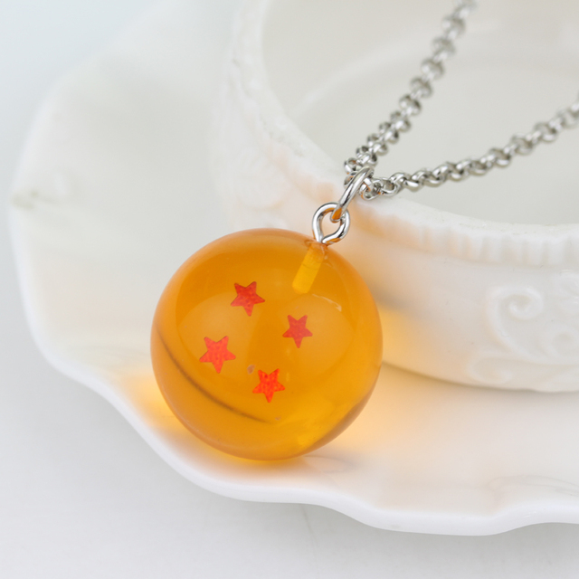 Dragon Ball Z Necklace (7 Types)