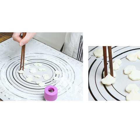 Dropshipping 9-Piece Set Stainless Steel Biscuit Cake Mold Cartoon Styling Tool Embossing Tool Cut Flower Multan
