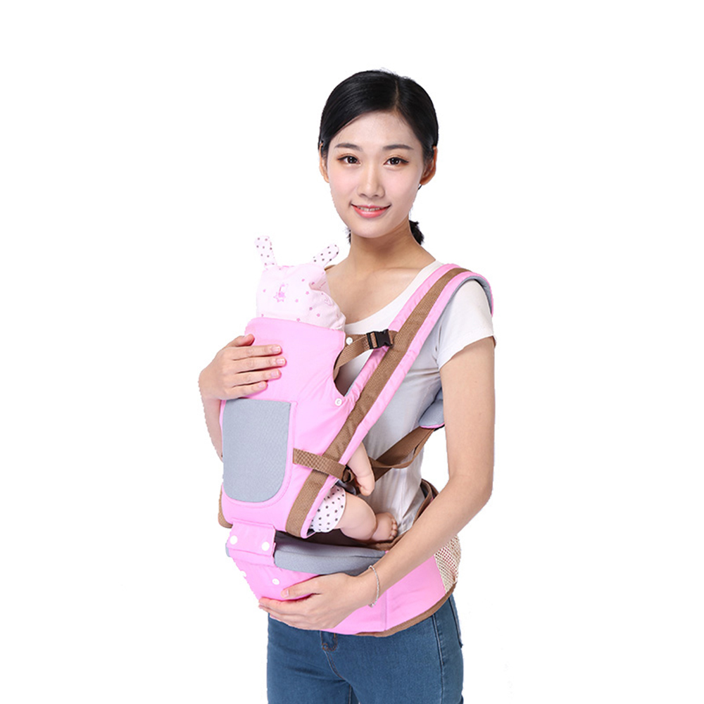 New Arrival Multifunctional Baby Stool Suspender Carrier 4 In 1 Carry Style Loading Bear 20Kg Ergonomic Baby Carriers Kid Sling